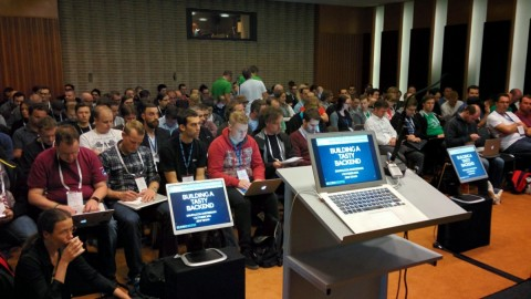 Building a Tasty Backend - DrupalCon Amsterdam