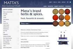 Matta's International Foods