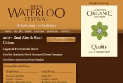 Waterloo Beer Festival